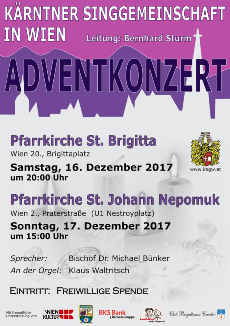 2016 12 Advent Plakat