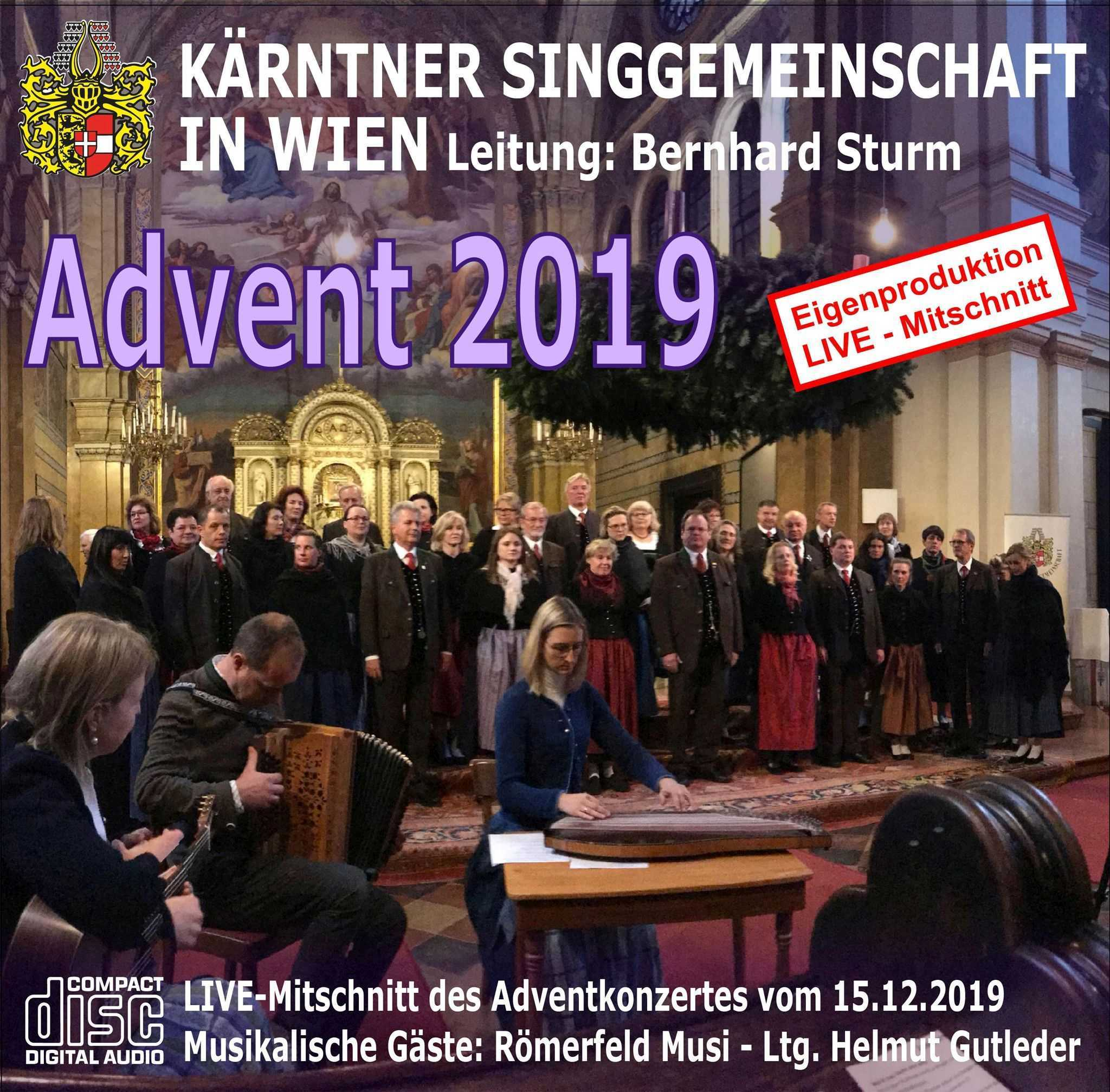 Kärntner Advent 2019 kl